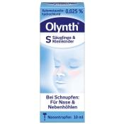 Olynth® 0,025% Nasentropfen für Säuglinge & Kleinkinder