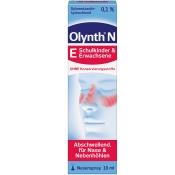Olynth® 0,1% N Schnupfen Dosierspray ohne Konservierungsstoffe