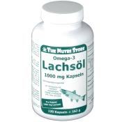 OMEGA 3 Lachsoel 1000 mg Kapseln