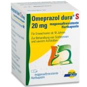 Omeprazol dura® S 20 mg Kapseln