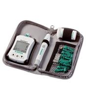 Omnitest® 3 Set Blutzuckermessgerät mit Zubehör im Etui