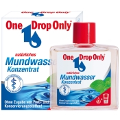 One Drop Only® Mundwasser Konzentrat
