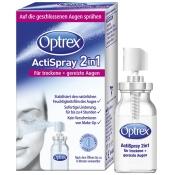 Optrex ActiSpray 2in1 für trockene und gereizte Augen