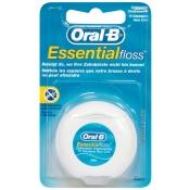 Oral-B® Essentialfloss ungewachst 50m
