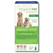 OrganicVet PARASIT-STOP für große Hunde 20 - 50 kg