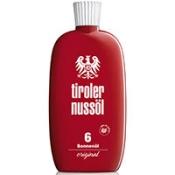 Original Tiroler Nussöl Sonnenöl wasserfest LSF 6
