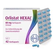 Orlistat HEXAL® 60 mg + BMI-Drehscheibe GRATIS