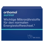 Orthomol Aurinor® Granulat/Kapseln