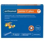 Orthomol junior C plus® Himbeer/Limette