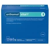 Orthomol Vital f® Granulat/Tabletten/Kapsel Orange