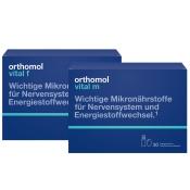 Orthomol Vital f® + Orthomol Vital m®