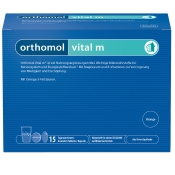 Orthomol Vital m® Granulat/Tablette/Kapseln Orange