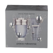 paco rabanne INVICTUS + 100 ml Körper- und Haarshampoo GRATIS