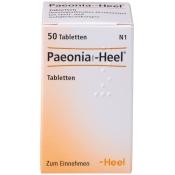 Paeonia comp. Heel® Tabletten