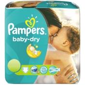 Pampers® baby-dry Gr.6 Extra Large 16-40 KG Sparpack