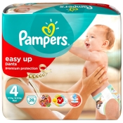 Pampers® Easy up Gr. 4 Maxi 8-15kg Sparpack