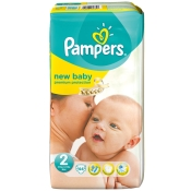 Pampers® new baby Gr. 2 mini 3-6kg Sparpack