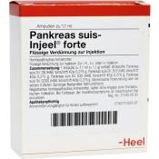 Pankreas suis-Injeel® Ampullen