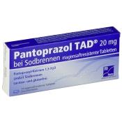 Pantoprazol TAD® 20 mg bei Sodbrennen