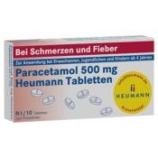 Paracetamol 500 mg Heumann