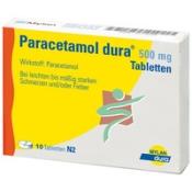 Paracetamol dura® 500 mg