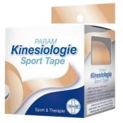 PARAM Kinesiologie Sport Tape 5 cm x 5 m beige