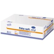 Peha-soft® vinyl powderfree Untersuchungshandschuh Gr. L