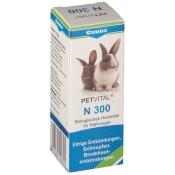 PETVITAL® N 300 Globuli