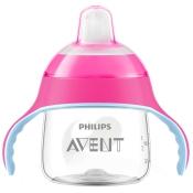 Philips® AVENT Becher mit Trinkschnabel pink 200 ml