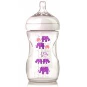 Philips® AVENT Flasche Elefanten Lila 260ml