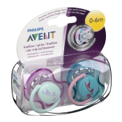 Philips® AVENT Freeflow Beruhigungssauger 0-6 Monate