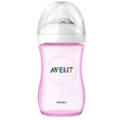Philips® AVENT Naturnah Flasche 260 ml Rosa
