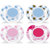 Philips® AVENT Schnuller Beruhigungss.Boy Girl 0-6 Monate