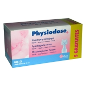 Physiodose+ Physiologisches Serum