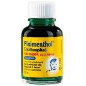 Pinimenthol® Erkältungsbad für Kinder ab 2 Jahre