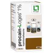 procain-loges® 1% Injektionsflasche
