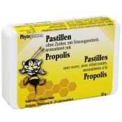 Propolis Pastillen ohne Zucker