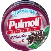 Pulmoll® Holunder zuckerfrei Bonbons
