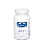 pure encapsulations® Leinsamen/Borretsch Öl