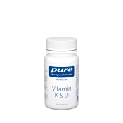 pure encapsulations® Vitamin K & D