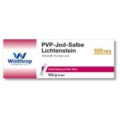 PVP-Jod-Salbe Lichtenstein