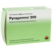 Pyragamma® 200