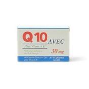 Q 10 30 Mg Avec plus Vitamin E Kapseln