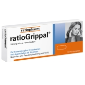 ratioGrippal® 200 mg / 30 mg