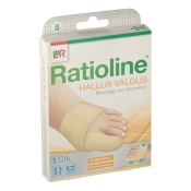 Ratioline® Hallux Valgus Bandage S