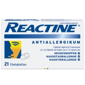 REACTINE®Tabletten