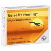 Reisefit Hennig Tabletten