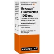 Rekawan® Filmtabletten 1000 mg