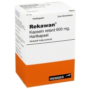 Rekawan® Kapseln retard 600 mg
