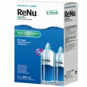 ReNu® MultiPlus 2x360ml inklusive 2 Kontaktlinsenbehälter